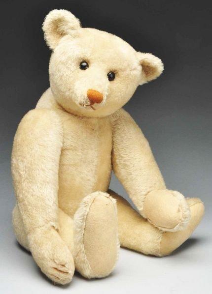 3: Steiff White American Bear.