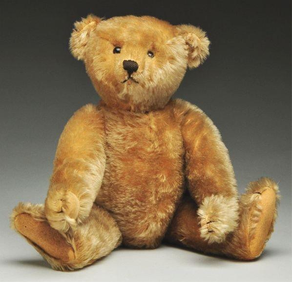 9: Steiff Bear.