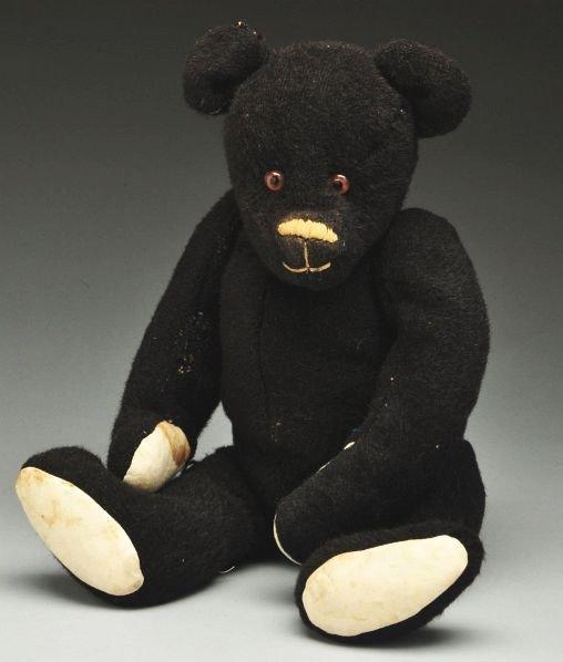 16: Black Wool American Bear.