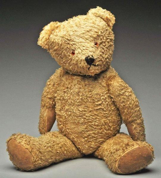 19: American Cotton Plush Teddy Bear.