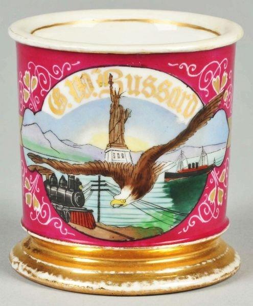 88: Statue of Liberty Shaving Mug.