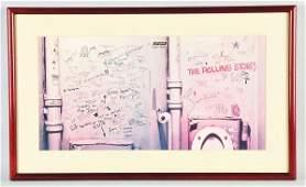 925 1968 Rolling Stones Beggars Banquet Slick