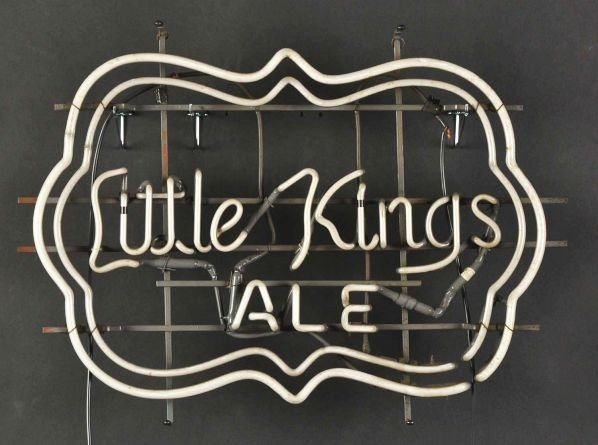 1570: Little Kings Neon Sign. - 2