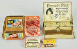 2171 Lot of 2 Small Gum Displays