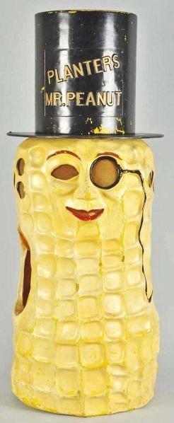 2185: Planters Mr. Peanut Costume with Hat.