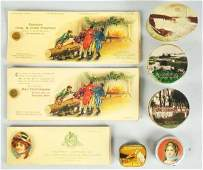 2190 Lot of 8 Assorted Advertising Pieces