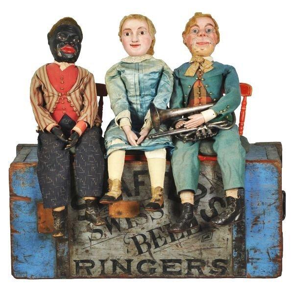 2411: Shaffer Bell Ringers Ventriloquist Ensemble.