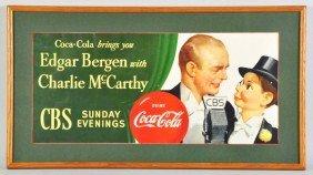 20: Coca-Cola Bergen & McCarthy Poster.