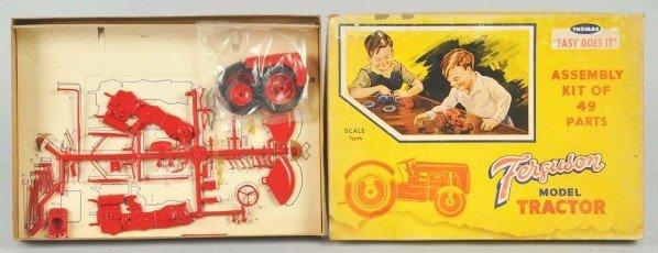 722: Thomas Toys Ferguson Model Tractor in Box.