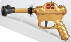 1052: Daisy Buck Rogers Atomic Pistol Toy.