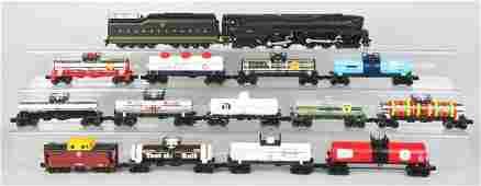 1900: Lionel O-Gauge Freight Train Set.
