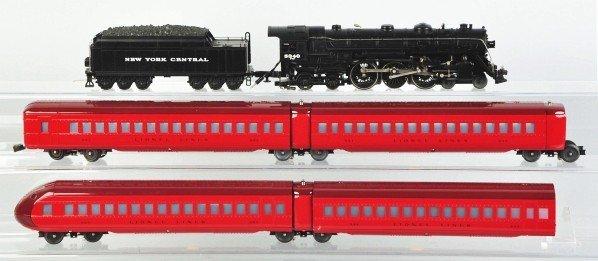 1908: Lionel Lines Classics Hudson Rail Chief Train.