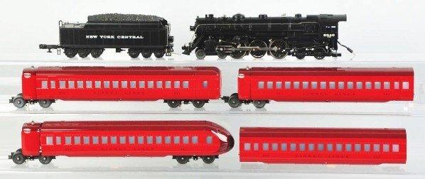 1908: Lionel Lines Classics Hudson Rail Chief Train. - 2