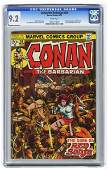 2176: Conan the Barbarian #24 CGC 9.2 Marvel Comics.