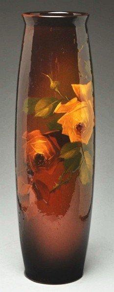 306: Roseville Rozane Standard Glaze Vase.