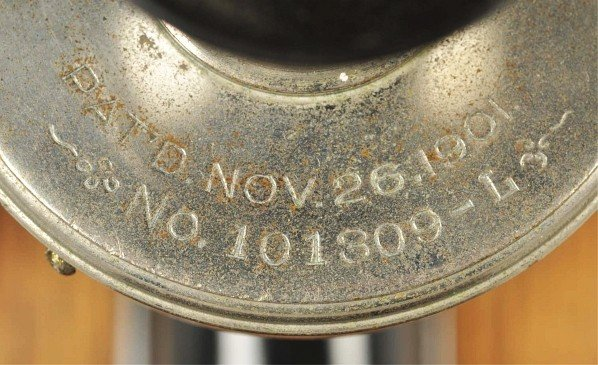 702: Kellogg Tandem Wall Telephone. - 3