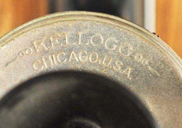 702: Kellogg Tandem Wall Telephone. - 4