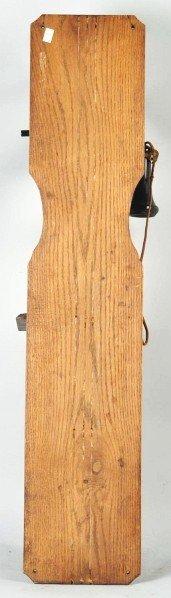 702: Kellogg Tandem Wall Telephone. - 6