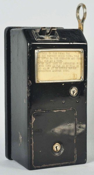 705: Western Electric 13A Coin Collector.