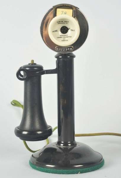 720: Western Electric 20SC Candlestick Telephone.