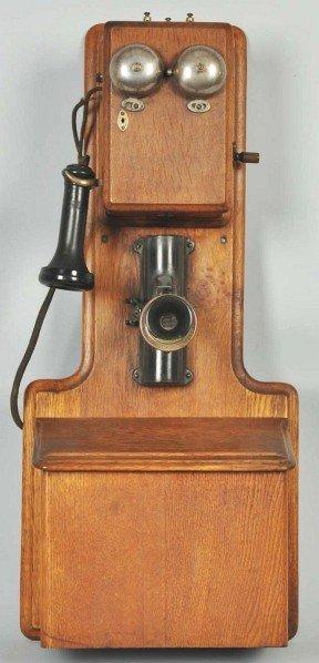 787: Imperial 2-Box Telephone.