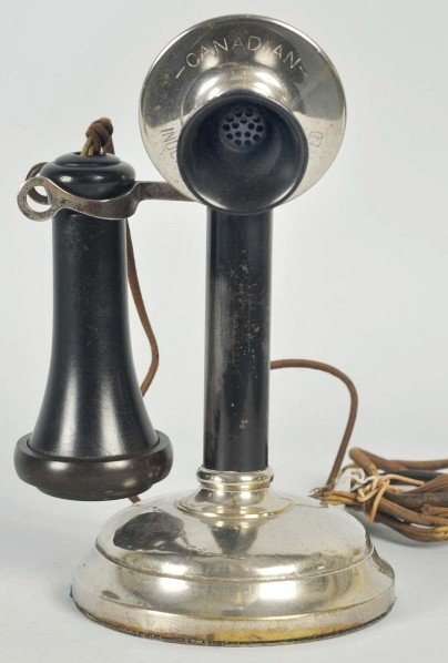 791: Canadian Independent Candlestick Telephone.