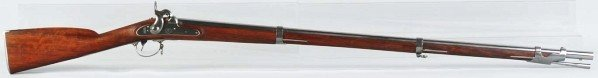 967: Reproduction M1842 Palmetto Musket.