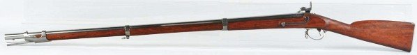 967: Reproduction M1842 Palmetto Musket. - 2