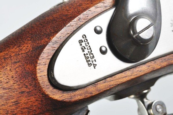 967: Reproduction M1842 Palmetto Musket. - 6