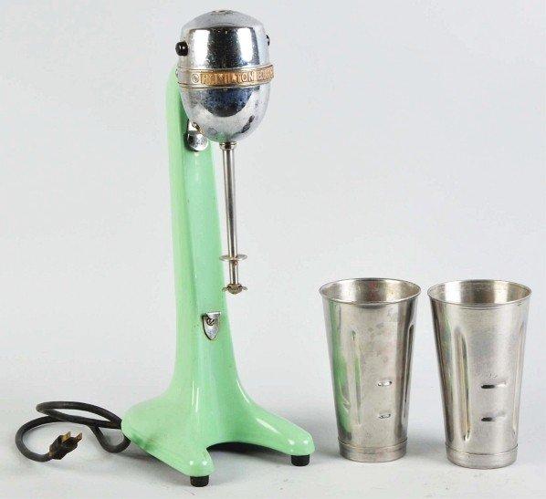 10: Hamilton Beach Milkshake Mixer.