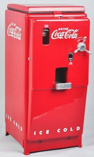 185: Coca-Cola Cavalier C-27 Machine.