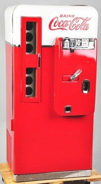 186: Coca-Cola Vendo 117 Machine.