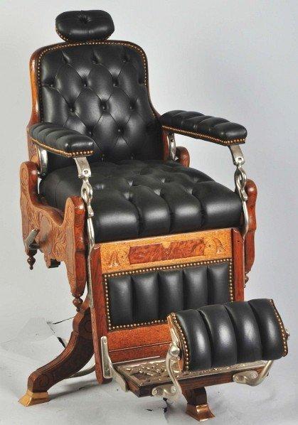 188: Koken Barber Chair.