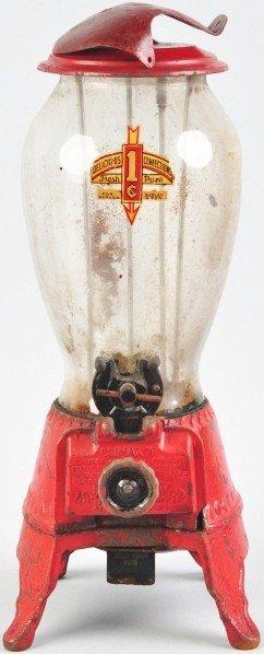 190: Climax 10 Peanut Machine with Slug Ejector.