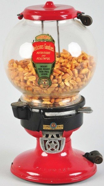 191: Columbus A Peanut Machine.