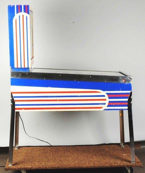 331: Gottlieb Cross Town Pinball Machine. - 2