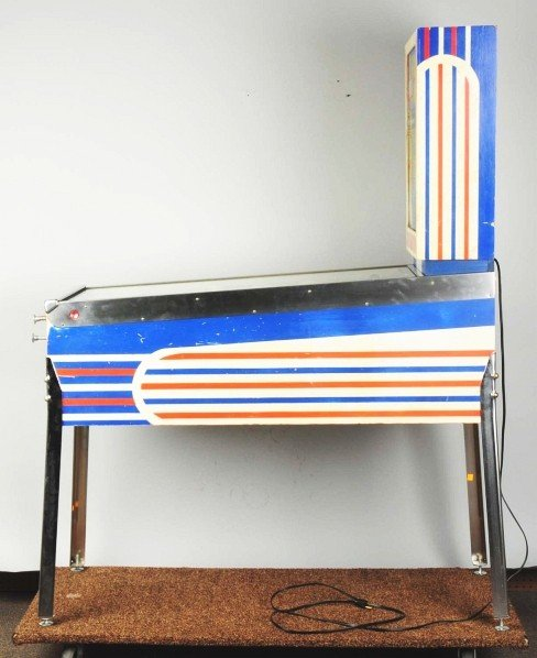 331: Gottlieb Cross Town Pinball Machine. - 6
