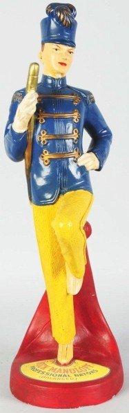 Nick Manoloff Baton Counter Advertising Figure.