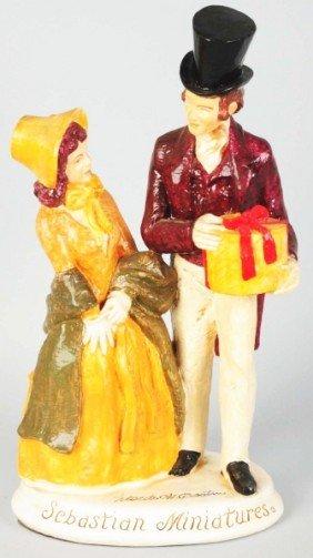 613: Sebastian Miniatures Store Dislpay.