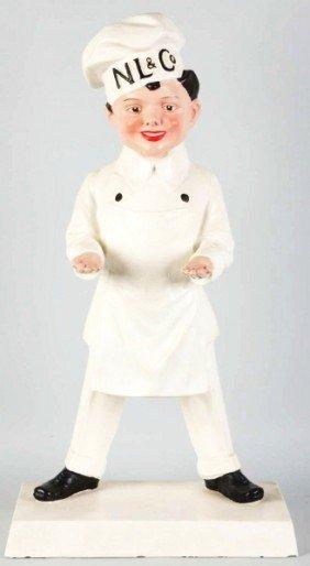617: NL & Co. Bakery Store Display Advertising Figure.