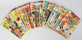 Lot Of 25+ Issues Of 1960s-70s Marvel Comic Books