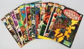 Lot Of 80+ 1960s-70s Horror & Sci-Fi Comic Books.
