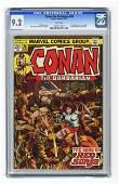 448: Conan the Barbarian #24 CGC 9.2 Marvel Comics.