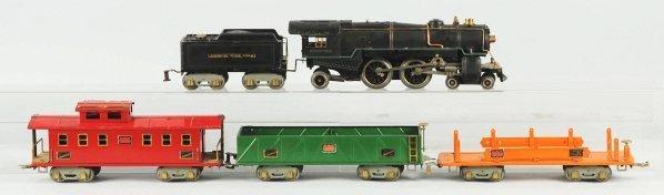 61: American Flyer Standard Gauge Freight Train Set.