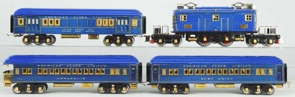 70: American Flyer President Special Train Set.