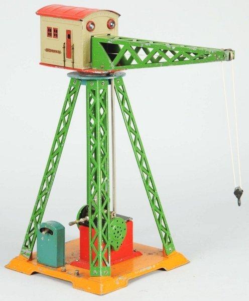 101: Scarce Dorfan Standard Gauge Crane Accessory.