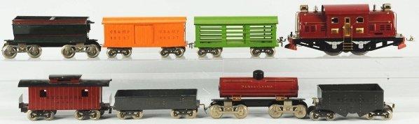 139: Lionel No. 380 Freight Train Set.
