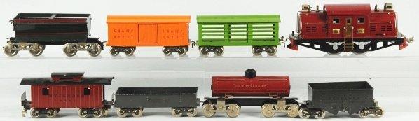 139: Lionel No. 380 Freight Train Set. - 2