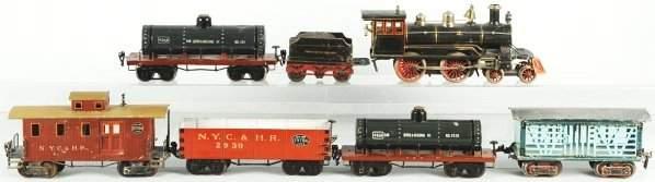 447: Marklin 1-Gauge Freight Train Set.
