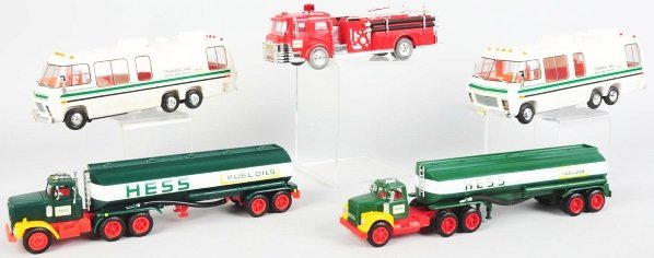 1213: Lot of 5: Hess Vehicle Battery-Operated Toys. - 2